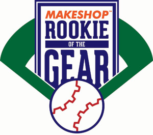 Rookie of the Gear logo